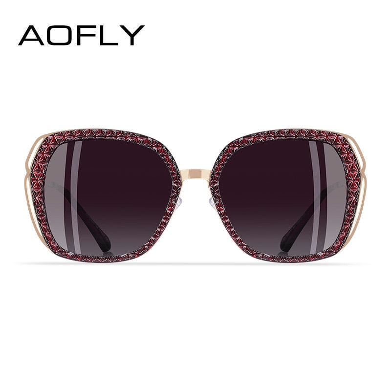 Aofly Women Sunglasses Polarized A130