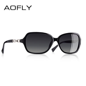 Aofly Polarized Sunglasses Women Gradient A6502