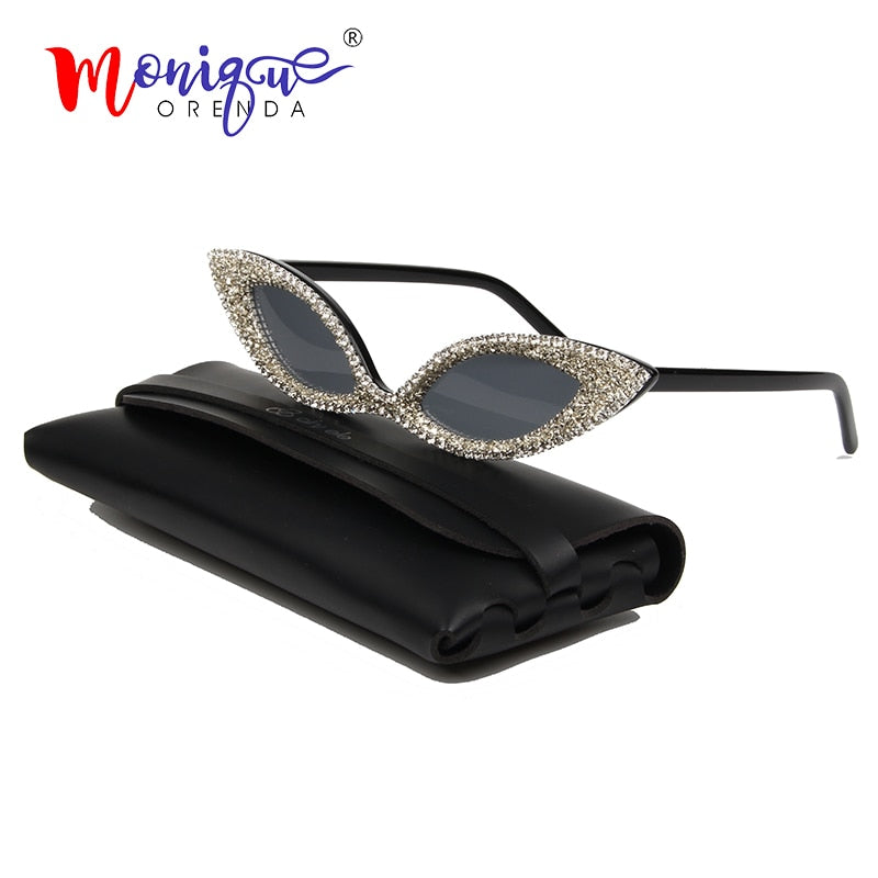 Monique Orenda 2019 Sunglasses Women Cat Eye Small 2937