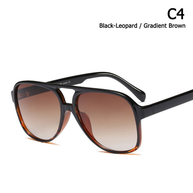Jackjad 2019 Classic Sunglasses Women Gradient 95144
