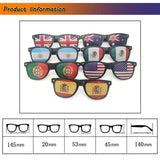 Aipo National Flag Party Sunglasses Zw484420