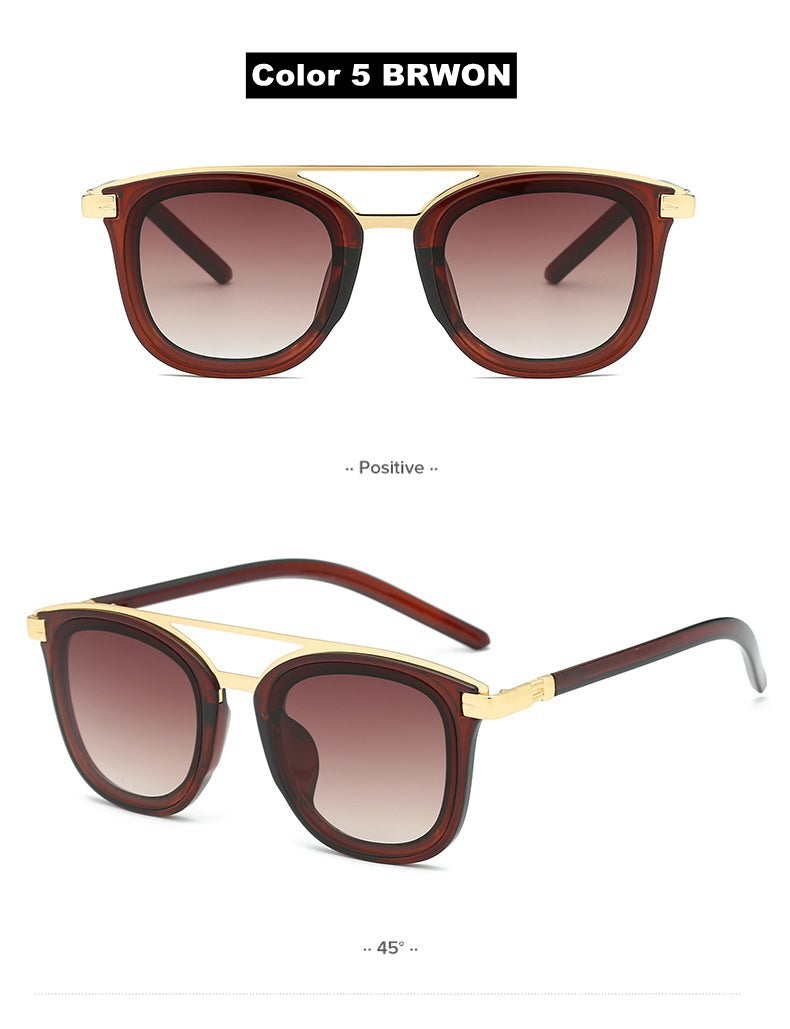 Sunglasses Women 2019 New European 2005Gd