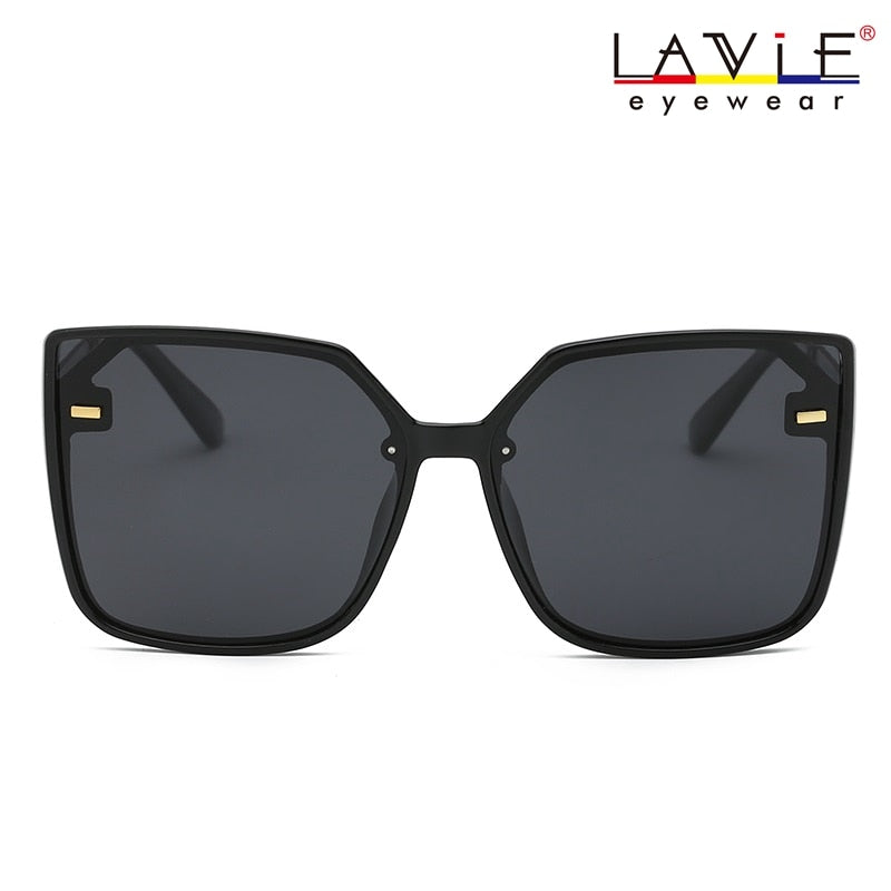 Square Sunglasses Women 2019 New Polarized Oversized Gd453