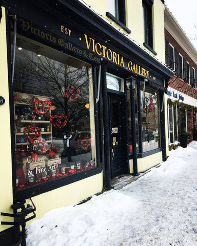 Our snow store front