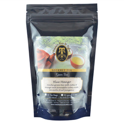 Blue Mango Flavoured Green Loose Tea