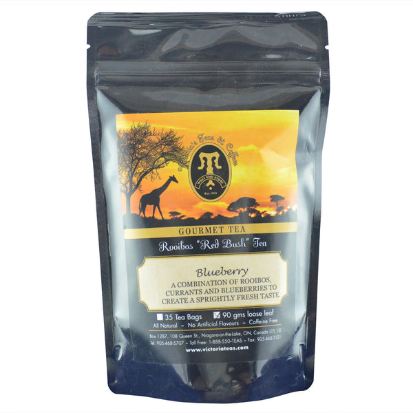 Blueberry Rooibos Rooibos Tea