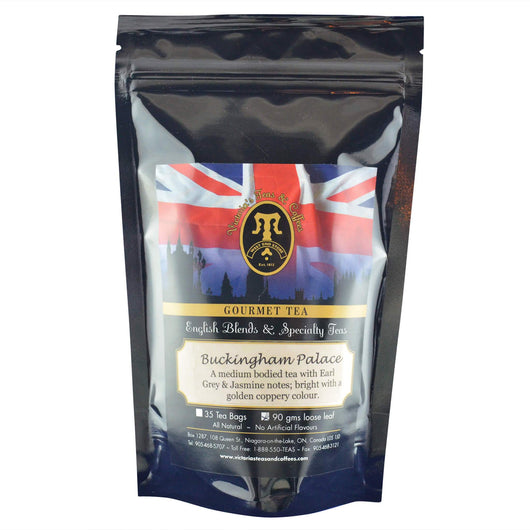 Buckingham Palace English Loose Leaf Tea Blend