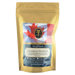 Canadian Blueberry Canadian Blend Tea Bags