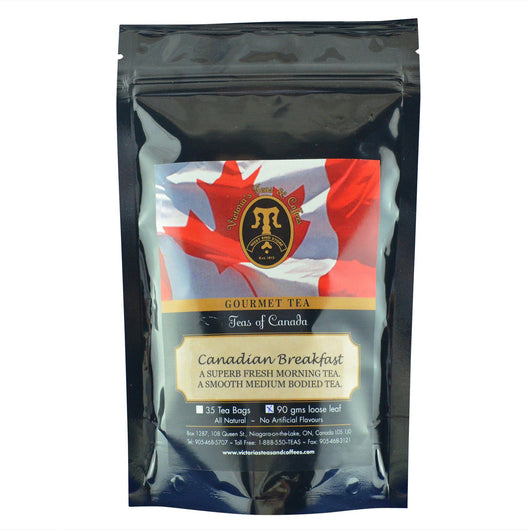 Canadian Breakfast Canadian Blend Loose Leaf Tea