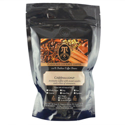 Cappuccino Gourmet Flavoured Coffee 1/2 lb