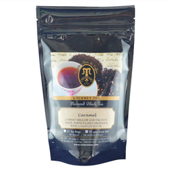 Caramel Flavoured Black Loose Leaf Tea