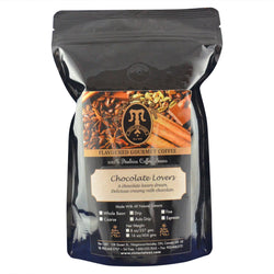 Chocolate Lovers Gourmet Flavoured Coffee 1/2 lb