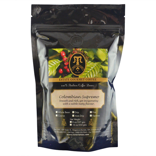 Colombian Supremo Estate Coffee 1/2 lb