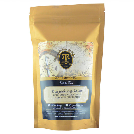 Darjeeling Mim Estate Tea Bags