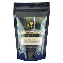 Decaf Black Currant Decaf Loose Leaf Tea 90g