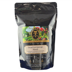 Decaf Fort George Blend Flavoured Decaf Coffee 1/2 lb