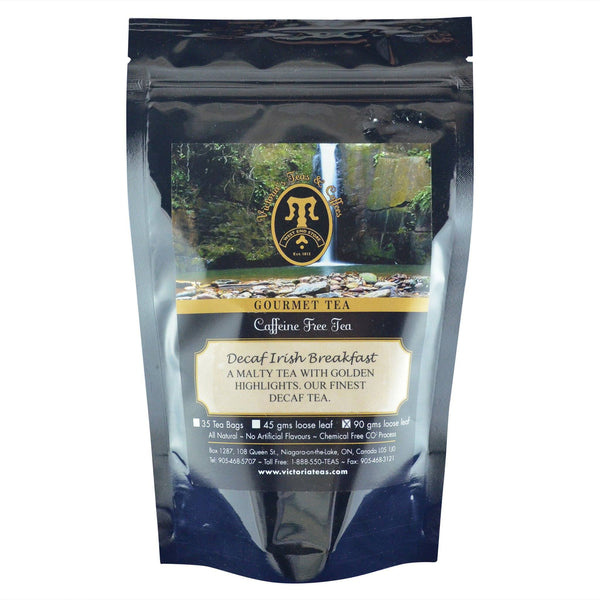 Decaf Irish Breakfast Decaf Loose Leaf Tea 90g