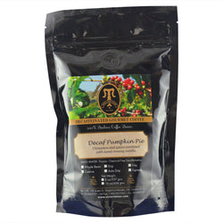 Decaf Pumpkin Pie Flavoured Decaf Coffee 1/2 lb