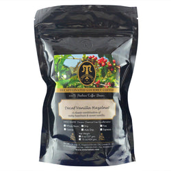 Decaf Vanilla Hazelnut Flavoured Decaf Coffee 1/2 lb