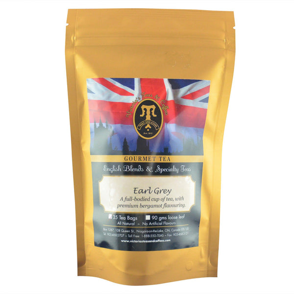 Earl Grey English Blend Tea Bags