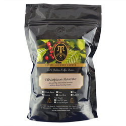 Ethiopian Harrar Estate Coffee 1/2 lb