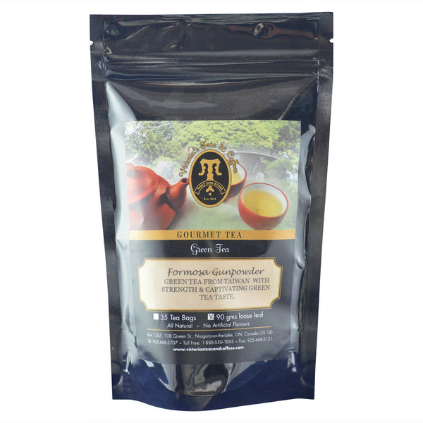 Formosa Gunpowder Green Loose Tea