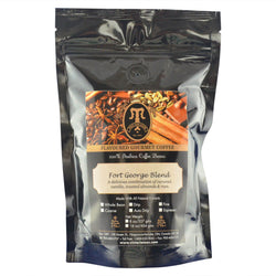 Fort George Blend Canadian Flavoured Coffee 1/2 lb