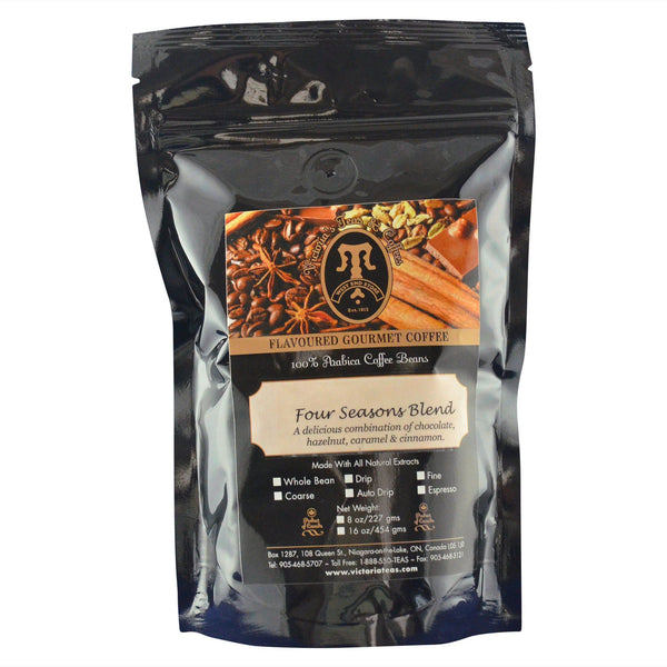 Four Seasons Blend Gourmet Flavoured Coffee 1/2 lb