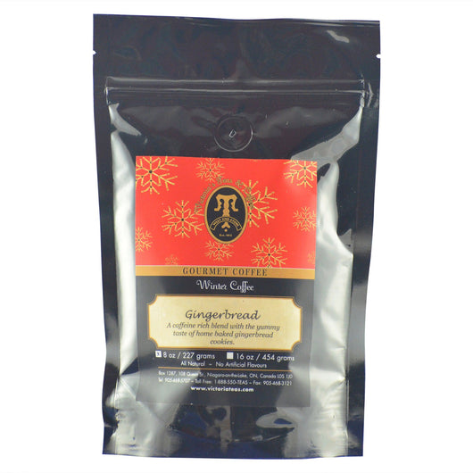 Gingerbread Gourmet Flavoured Coffee 1/2 lb