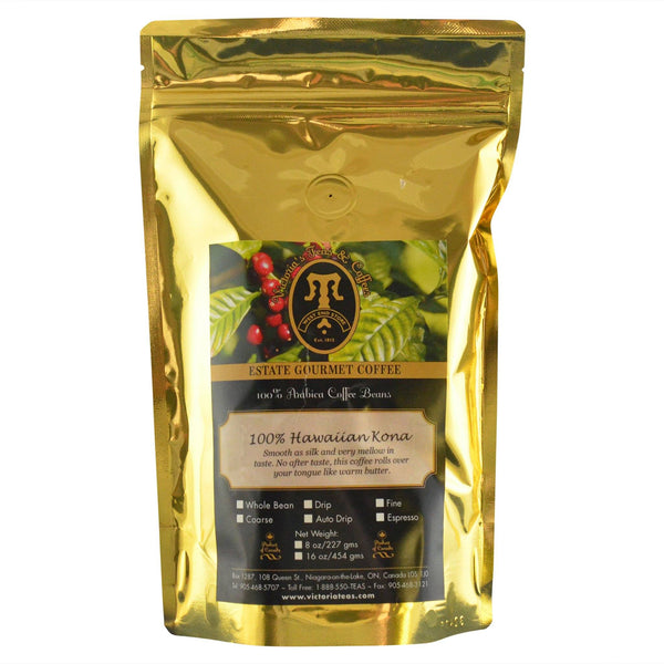 Hawaiian Kona Fancy 100% Estate Coffee 1/2 lb