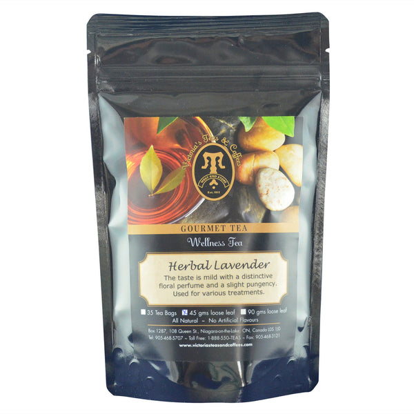 Herbal Lavender Wellness Tea