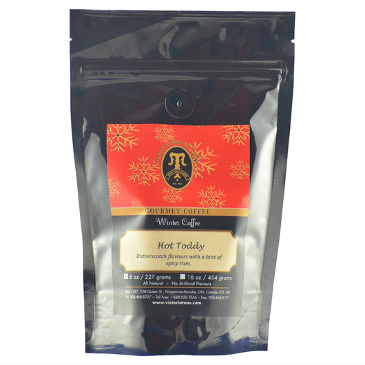 Hot Toddy Gourmet Flavoured Coffee 1/2 lb
