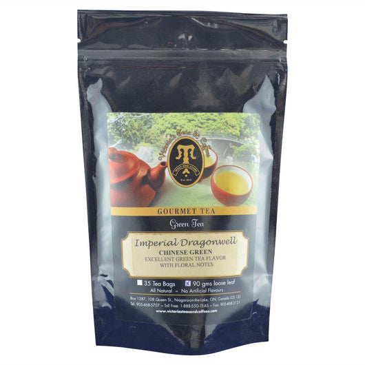 Imperial Dragonwell Green Loose Tea