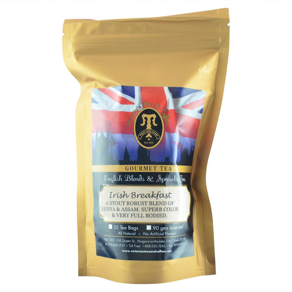 Irish Breakfast English Blend Tea Bags 35 tbgs