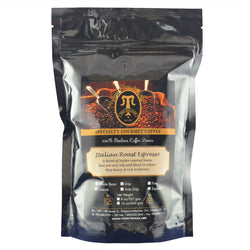 Italian Roast Espresso Specialty Blends 1/2 lb
