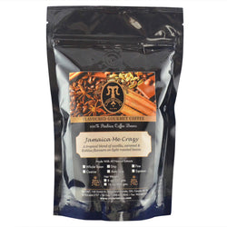 Jamaica Me Crazy Gourmet Flavoured Coffee 1/2 lb
