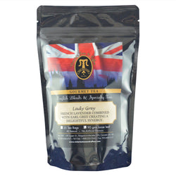 Lady Grey English Loose Leaf Tea Blend