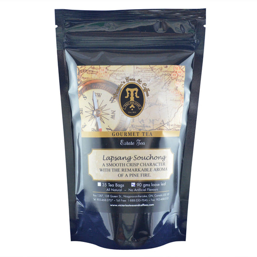 Lapsong Souchong Estate Black Loose Leaf Tea