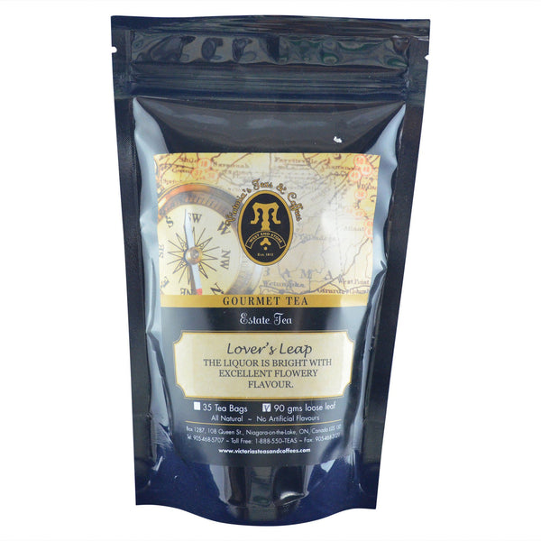 Lover's Leap Estate Black Loose Leaf Tea