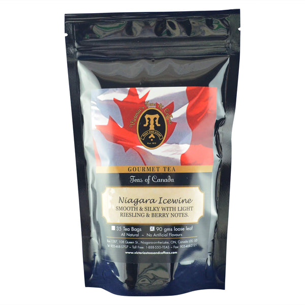 Niagara Icewine Canadian Blend Loose Leaf Tea