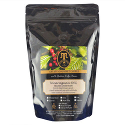 Nicaraguan SHG Organic and Fair Trade Coffee 1/2 lb