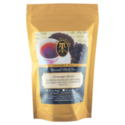 Orange Spice Flavoured Black Tea Bags