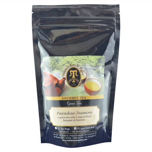 Paradise Jasmine Green Loose Tea