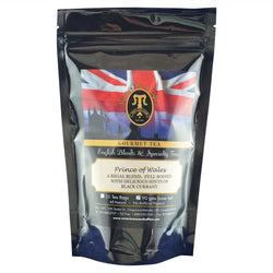 Prince of Wales English Loose Leaf Tea Blend 90g
