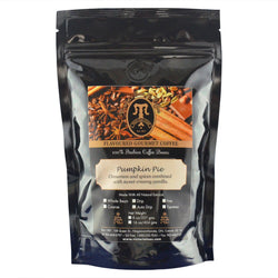 Pumpkin Pie Dessert Flavoured Coffee 1/2 lb