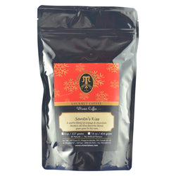 Santa's Kiss Gourmet Flavoured Coffee 1/2 lb