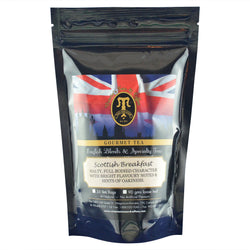 Scottish Breakfast English Loose Leaf Tea Blend 90g