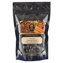 Sea Salt Caramel Mocha Gourmet Flavoured Coffee 1/2 lb