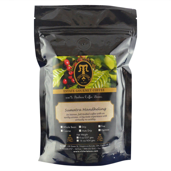 Sumatra Mandhelling Estate Coffee 1/2 lb