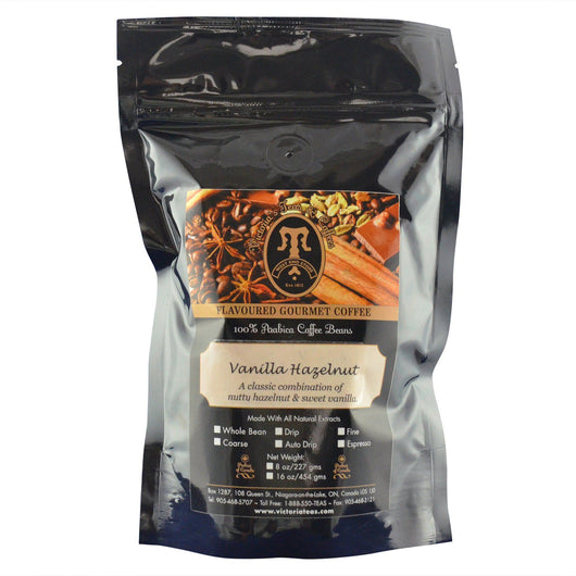 Vanilla Hazelnut Gourmet Flavoured Coffee 1/2 lb